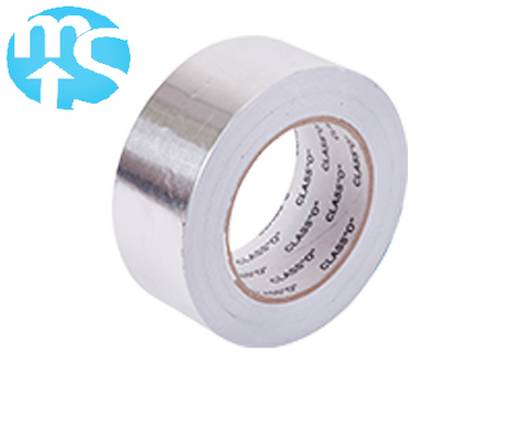 Aluminium Foil Tape 45m x 50mm *High Quality Temperature Rated for All Ducting*
