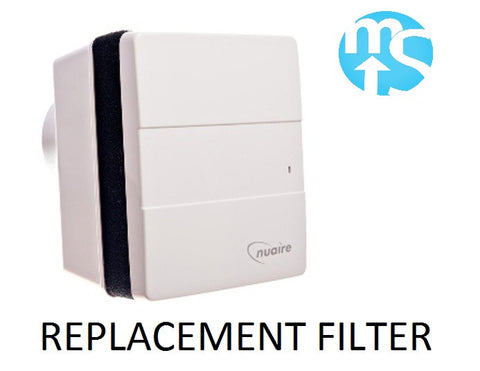 Nuaire Genie Replacement Filter Mouldstop Ltd