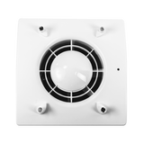 "Elta Mori DMEVII 150HT Extractor Fan *6"" Constant Trickle With Humidistat boost and Timer*"