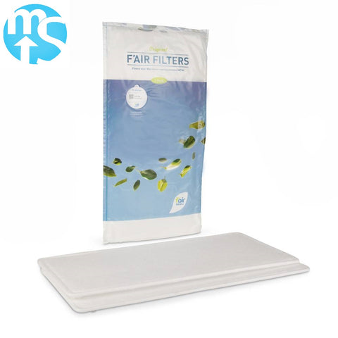 F'air Replacement G4 Filters for Vent-Axia Kinetic Advance