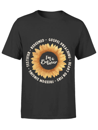 I'm a believer - Christ Follower - Christian shirt - Classic T-shirt