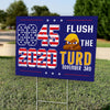 Yard Sign - 8645 - Anti Trump Sign, Anti-Trump POTUS Vote Sign, Political Sign, Anti Trump Sign - 4983