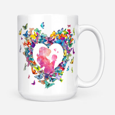 To my daughter coffee mug - Your dreams stay big - Gift for daughter from mother - Birthday Gifts, meaningful gifts - Mug with quotes - 944