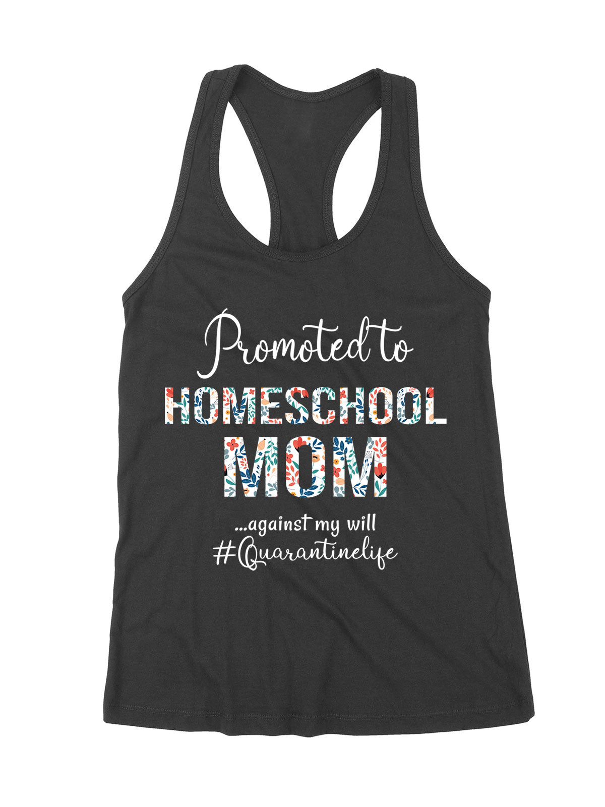 Mother's Day Gift - Homeschool Mom Premium Ladies Tank
