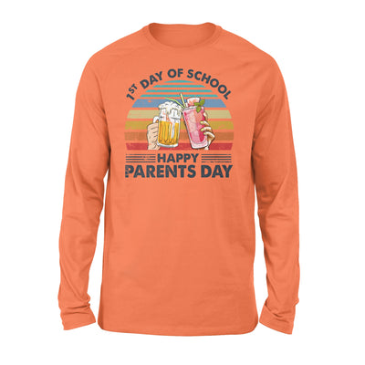 Classic Long Sleeve - Back to school T-shirt, Parents T-shirt, T-shirt for Dad, Mom - 1102