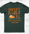 Standard T-shirt - Sweet as Pumpkin pie - Fall Season - Autumn Fashion - 8151