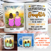 Personalized Custom Coffee Mug - Be A Sunflower - Gift For Stepdaughter From Mother, Sunflower Mug, Mug With Quotes, Birthday Gifts - 0600