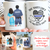 Personalized Custom Coffee Mug  – Couple Mug, Nurse Gift, Policeman Gift, Dispatcher Gift, Fireman Gift, Birthday Gifts, Anniversary Gifts - 7160