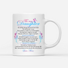 Personalized Custom Coffee Mug - The Best By Far Is You - Gift For Daughter From Mom, Mug With Quotes, Birthday Gifts - 1880