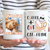 Personalized Custom Cat Coffee Mug - Catfeine - Gifts for Cat Lovers, Cat Owners - Birthday Gifts, Mug with quote - 6311