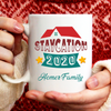 PERSONALIZED CUSTOM COFFEE MUG - WE STAY TOGETHER - FOR STAYCATION 2020 - 8087