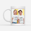 Personalized Custom Coffee Mug - Cousincorn - Mug With Photo, Gifts For Cousin, National Cousin Day - 9911