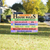 Personalized custom yard sign - Grandma's House Rules - Grandma yard sign - Gift for Grandma - 8440