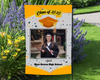 Personalized Graduation Garden Flag - Congratulation Senior Class Of 2020 - Graduation Gift, Senior Gift - 7800