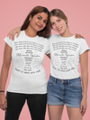 Classic Ladies T-Shirt - Way Maker, Miracle Worker - Christian T-shirt