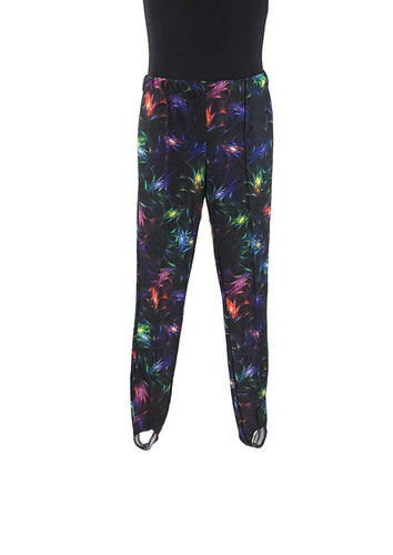 Boys Pommel Stirrup Pants Space Ninja - Fliptastic Leos