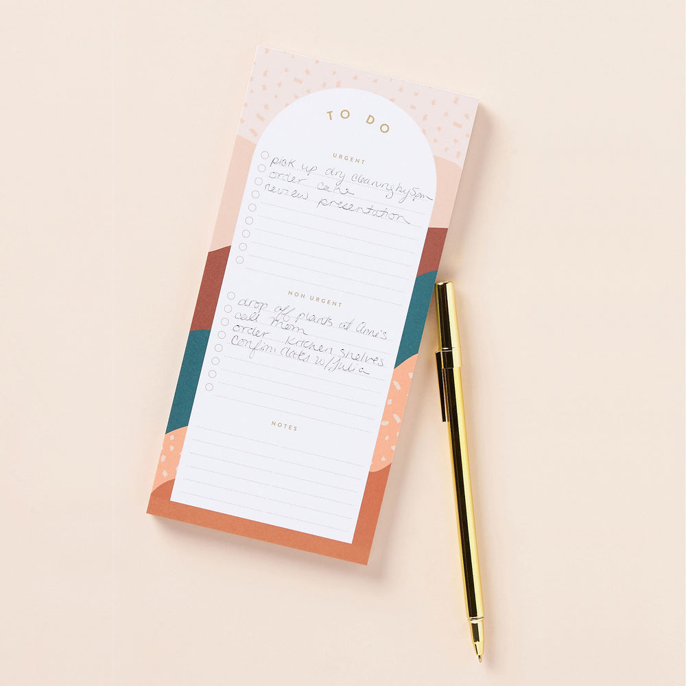 Muse To-Do Magnet Notepad