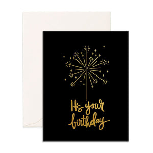 It's Your Birthday | Greeting Card