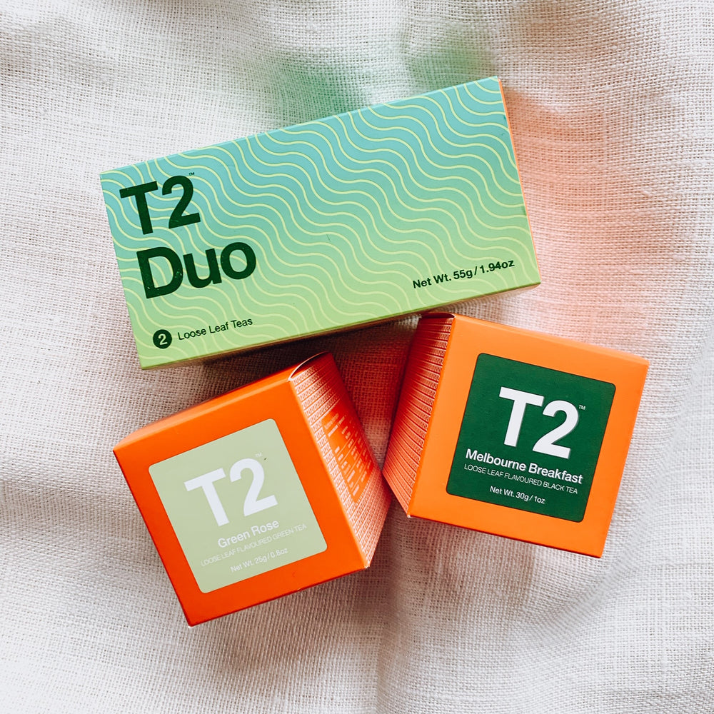 T2 Duo | Loose Leaf Tea *LIMITED*