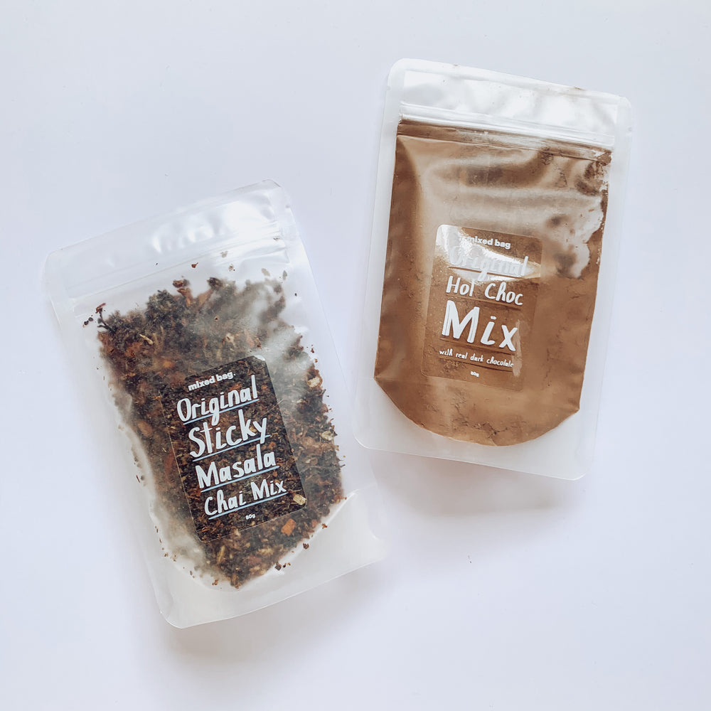 Load image into Gallery viewer, Original Sticky Masala Chai Mix | 80g