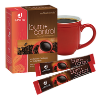 Burn + Control Weight Loss Instant Gourmet Coffee