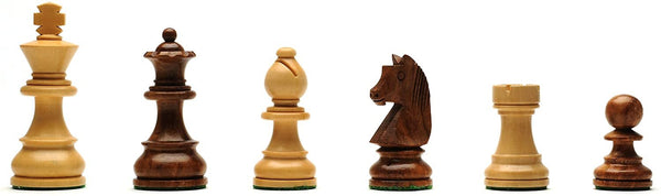 Civil War Chessmen - Pewter