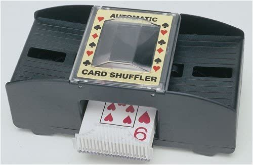 2-Deck Shuffler - Battery Operated