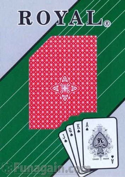 Dozen Jumbo Poker Cards
