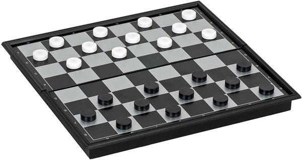 Magnetic Checkers Set - 8 inches