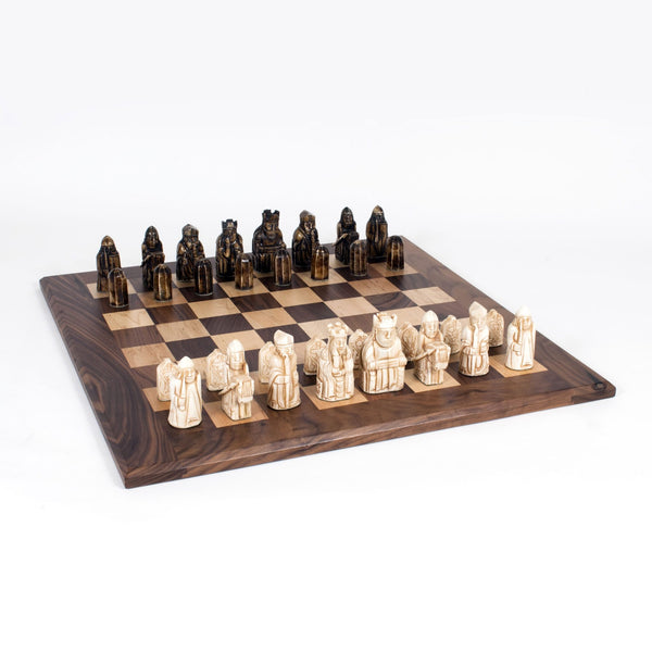 Isle of Lewis Antiquity Chess Set -23 Inch