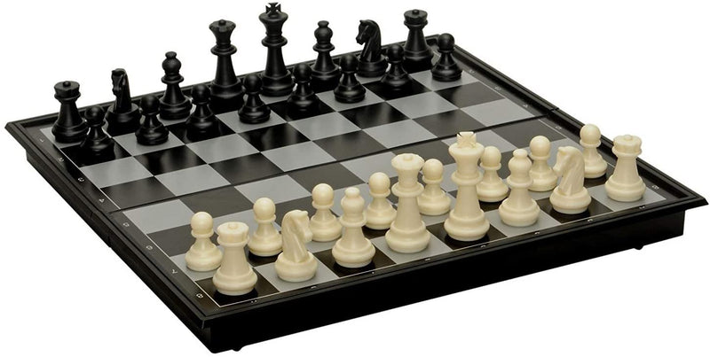 Magnetic Chess Set - 8 inches