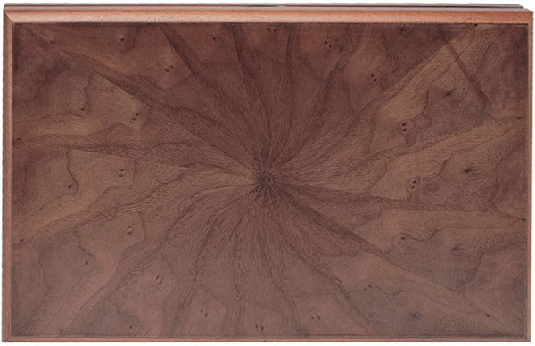 Wood Pinwheel Backgammon - 19 Inch