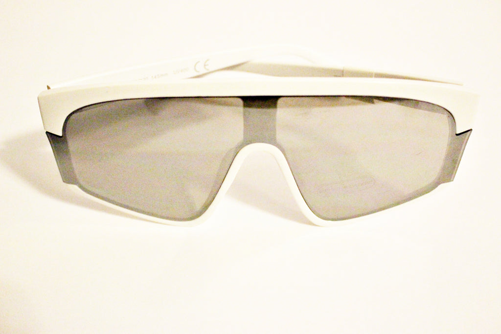 White Motor Cycle Sunglasses