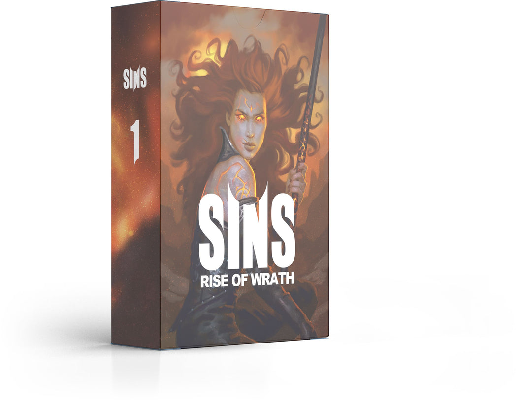 SINS: Rise of Wrath