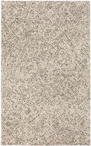 Zoe Chocolate Area Rug
