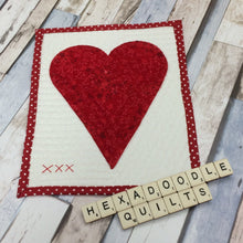 Load image into Gallery viewer, Love is All Around Me EPP PDF Quilt Pattern