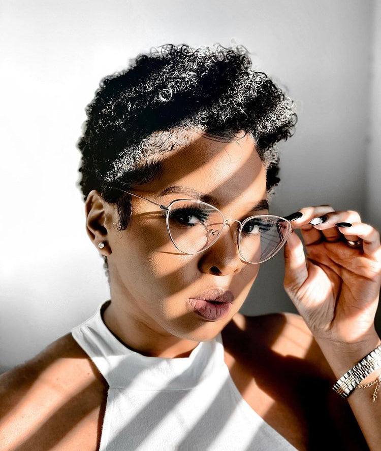 Dear Curly Girl, It's Time For Your 2nd Big Chop. Here's Why.