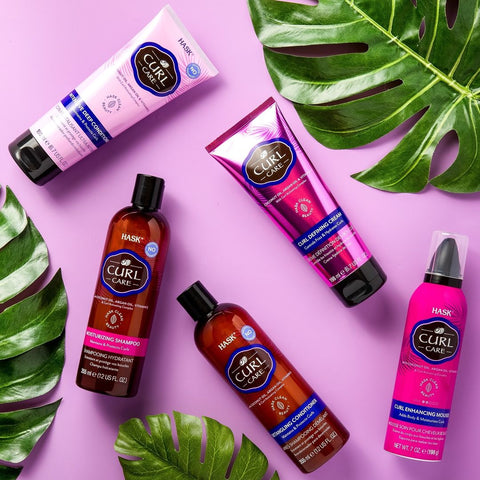 Hask Curl Care