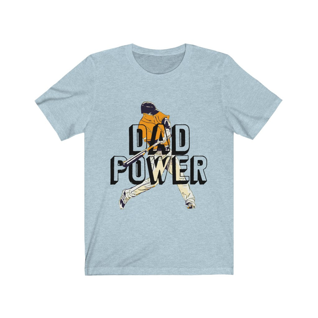 Dad Power Unisex Jersey Tee