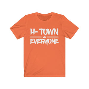 H-Town vs Everyone Unisex Tee