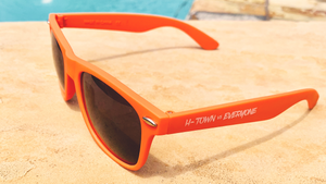H-Town vs Everyone Orange Sunglasses (Local)
