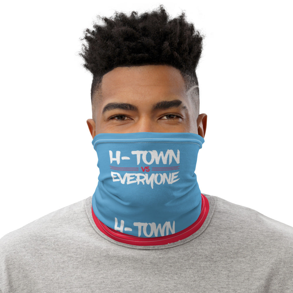 H-Town vs Everyone City Colors Neck Gaiter
