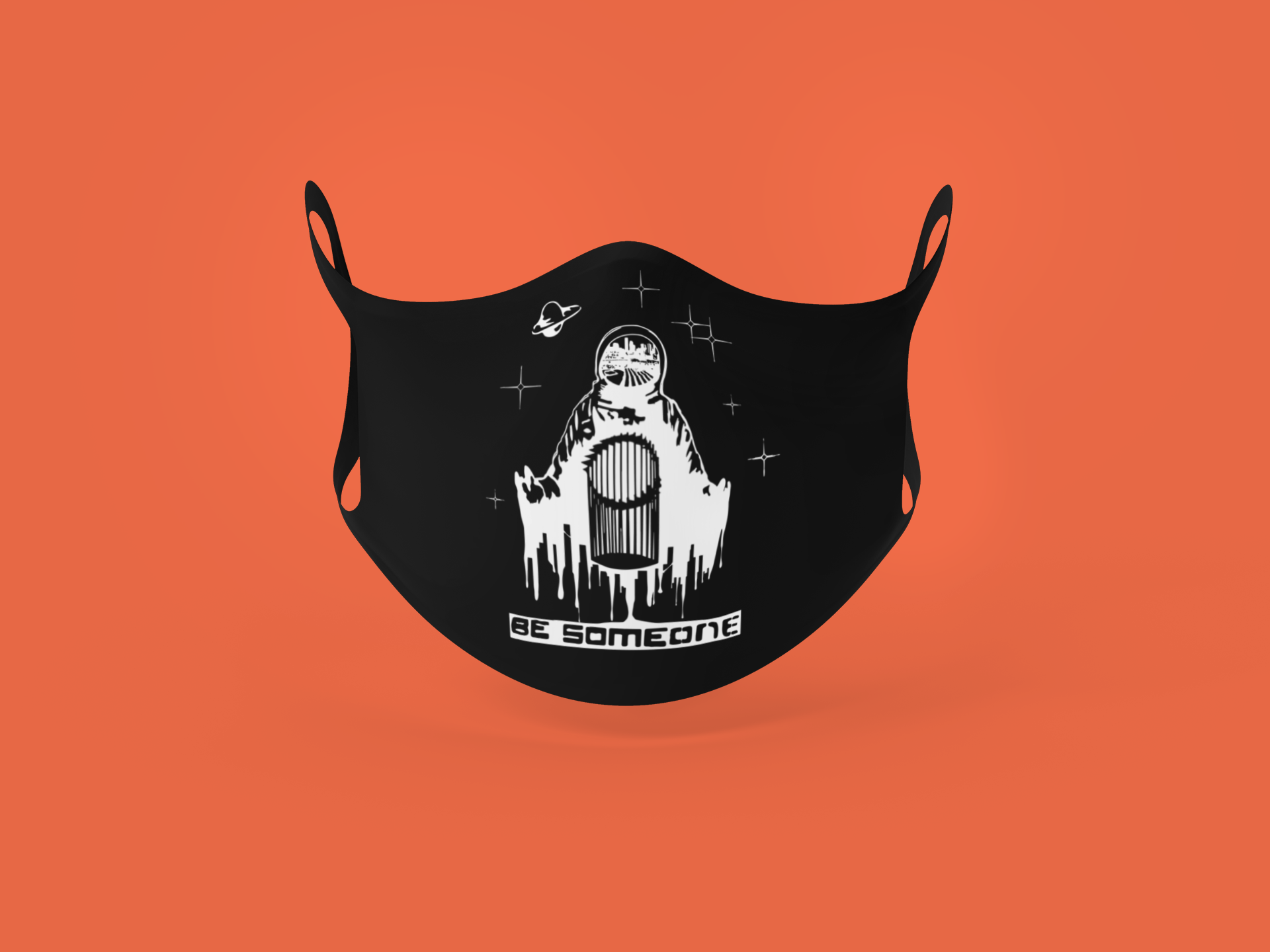 Be Spaceman Mask (Local)