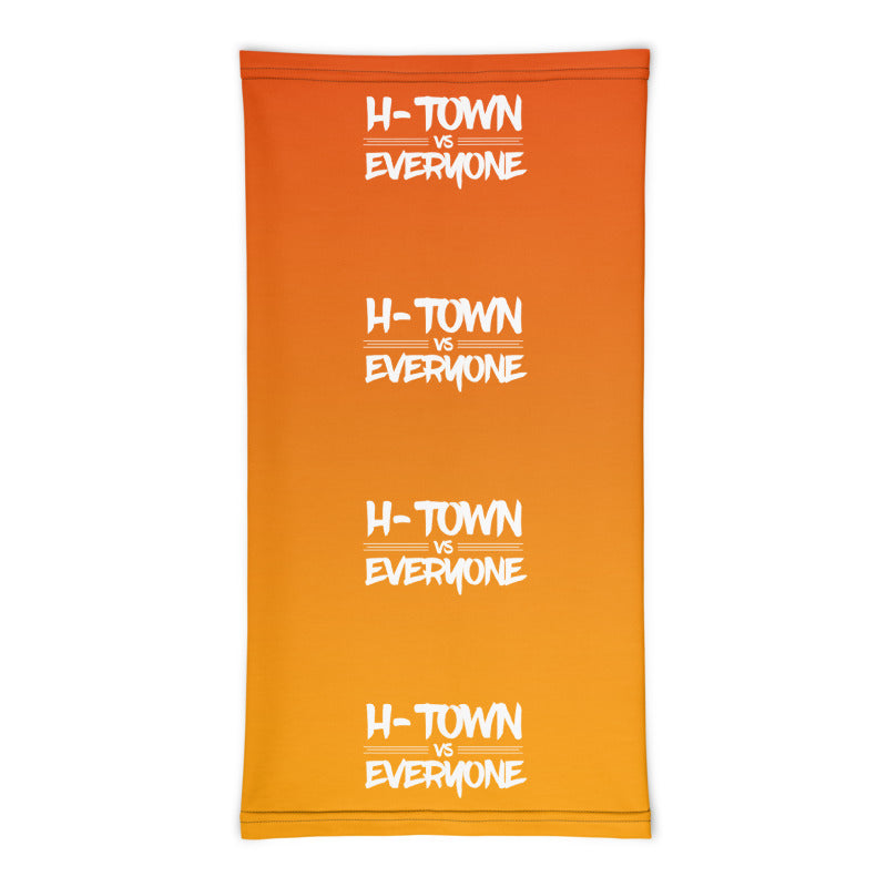 Orange Fade H-Town vs Everyone Gaiter (Local)