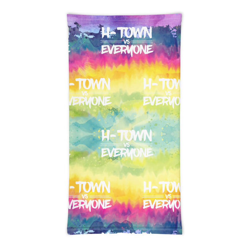 Tye Dye H-Town vs Everyone Gaiter (Local)