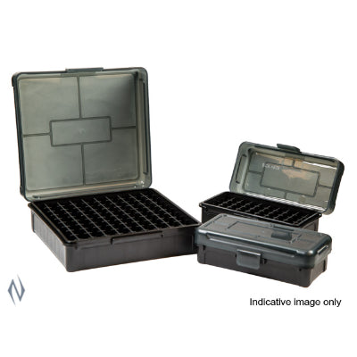 Frankford Arsenal Hinge Lid Ammo Box 243 - 308 50 RD