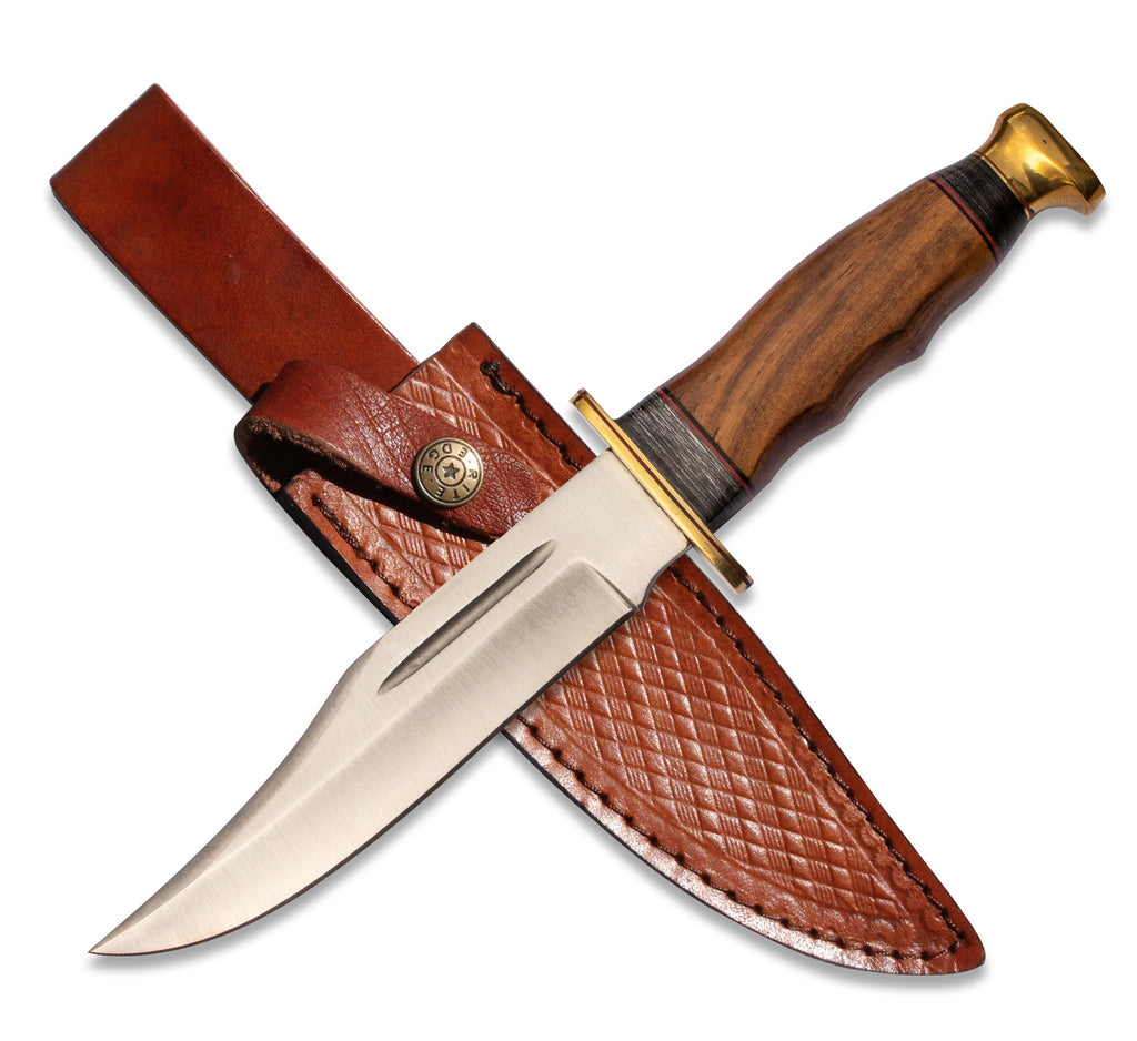 Rite Edge Wood Handle Bowie 285mm | 203412WD