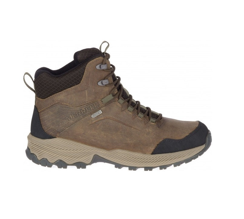 Merrell Forestbound Mid Waterproof Boots | Brown