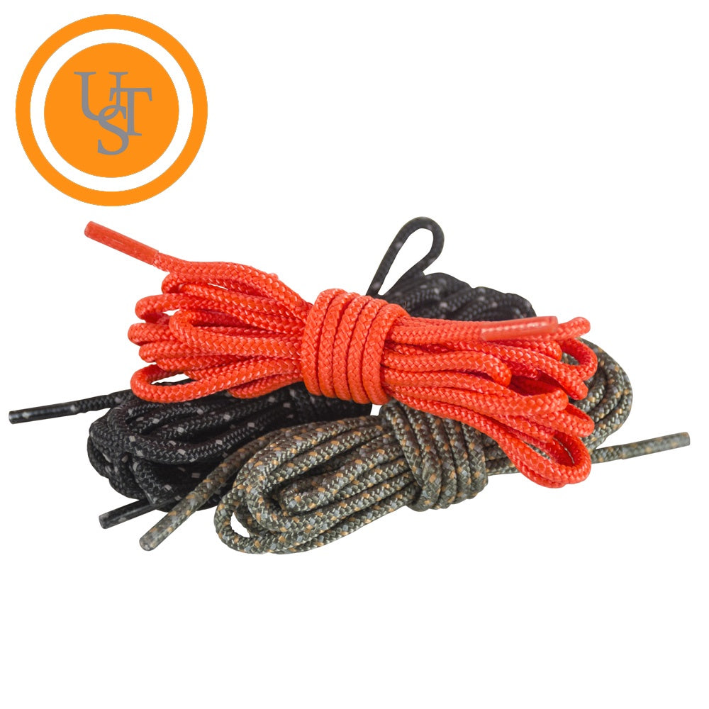 UST ParaTinder Shoelaces (Orange)