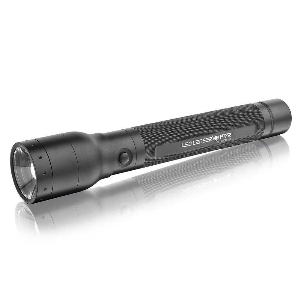 Led Lenser P17R | Rechargeable LED Torch